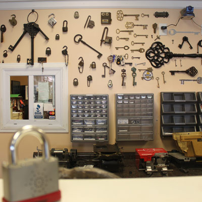 All About Locks Store